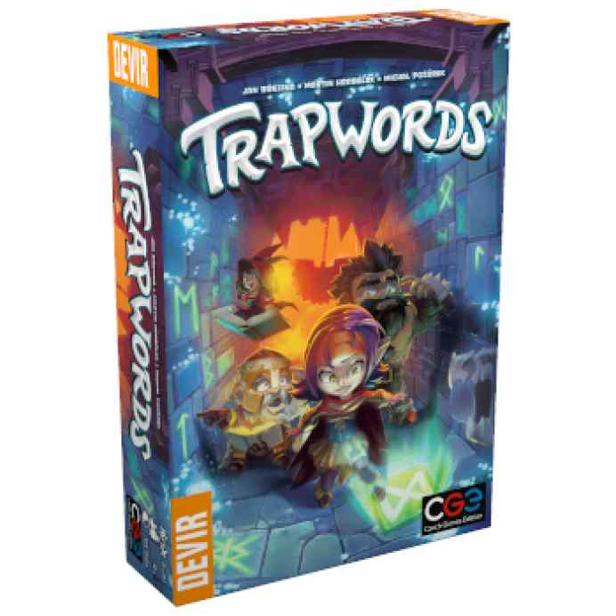 Trapwords TABLERUM