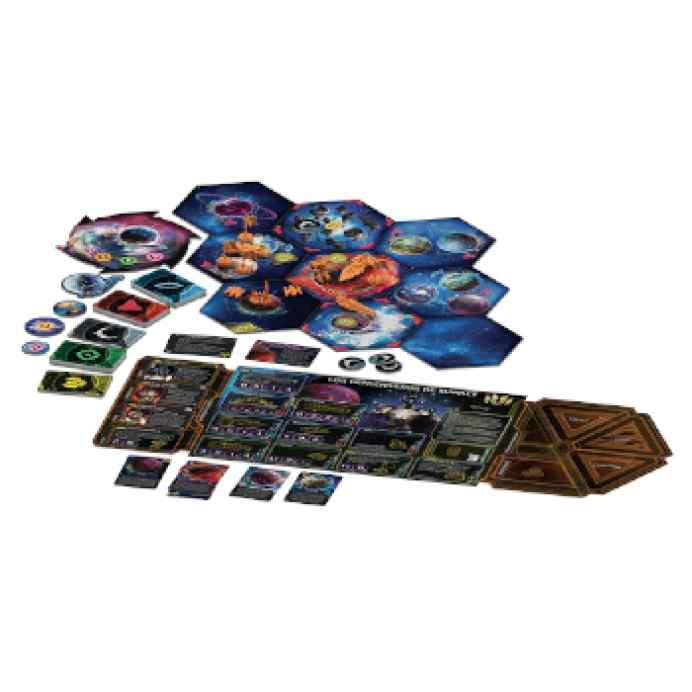 Twilight Imperium 4Ed: La Profecía de los Reyes TABLERUM