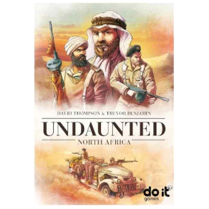 Undaunted North Africa TABLERUM