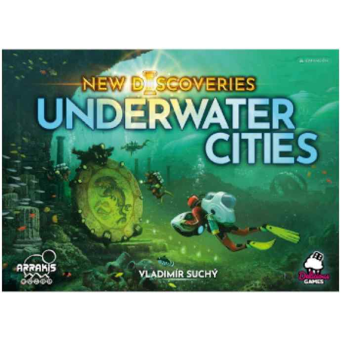 Underwater Cities: New Discoveries TABLERUM