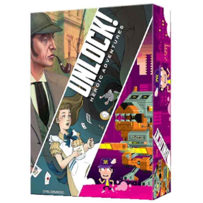 Unlock 5: Heroic Adventures TABLERUM