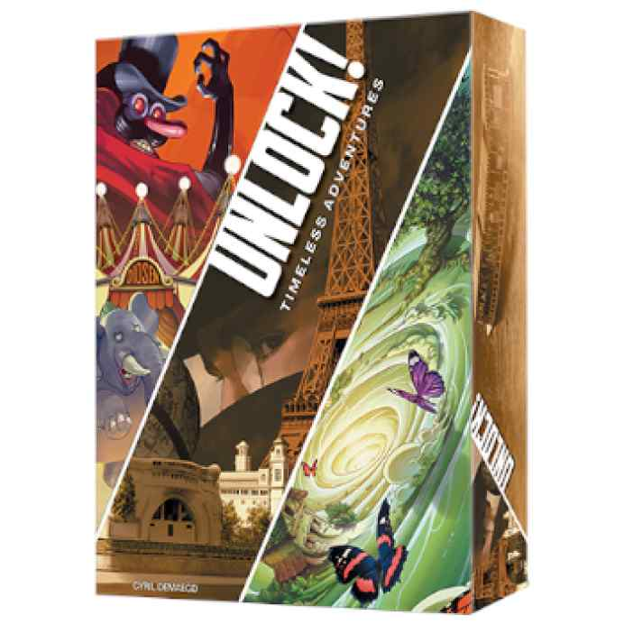 Unlock 6: Timeless Adventures TABLERUM