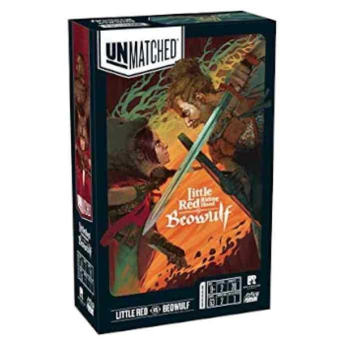 Unmatched: Caperucita Roja VS Beowulf TABLERUM