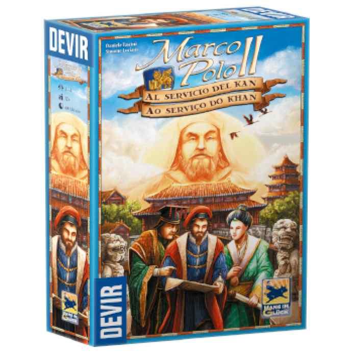 Marco Polo II: Al servicio de Kan TABLERUM