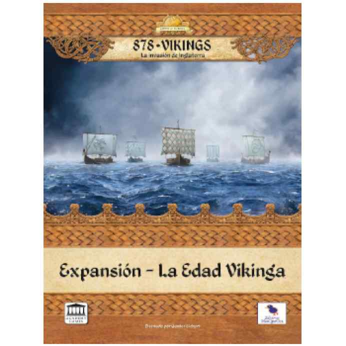 878 Vikings La Edad Vikinga: Expansion TABLERUM