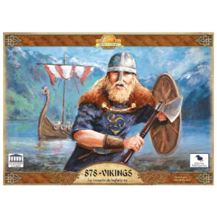 878 Vikings La Invasion de Inglaterra TABLERUM