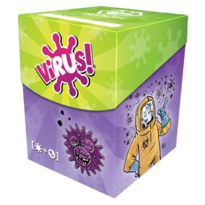 Virus! Deck Box TABLERUM