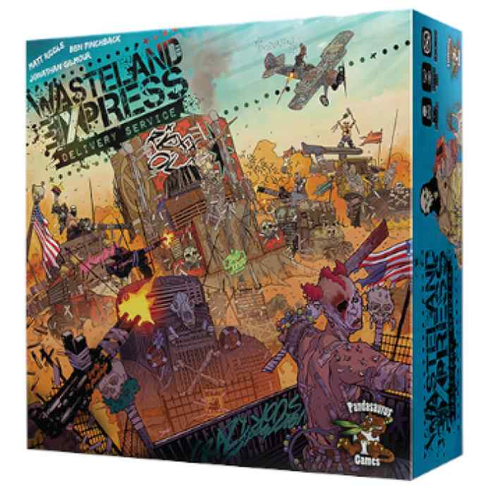 Wasteland Express Delivery Service TABLERUM