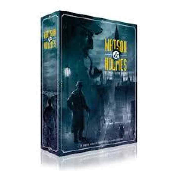 Watson & Holmes (2ªEd)