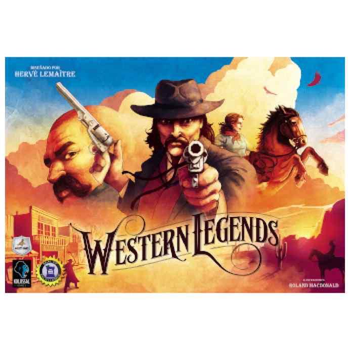 Western Legends TABLERUM