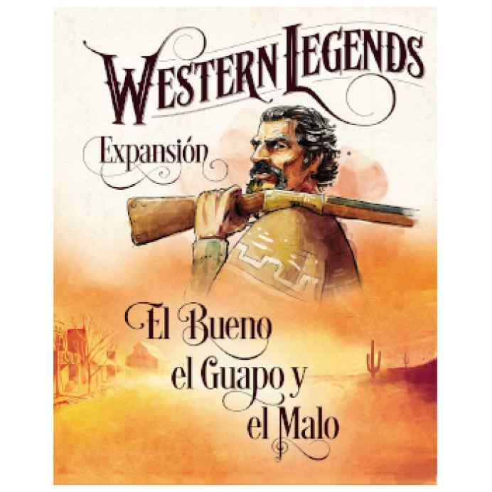 Western Legends: El Bueno, el Guapo y el Malo TABLERUM