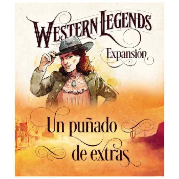 Western Legends: Un Puñado de Extras TABLERUM