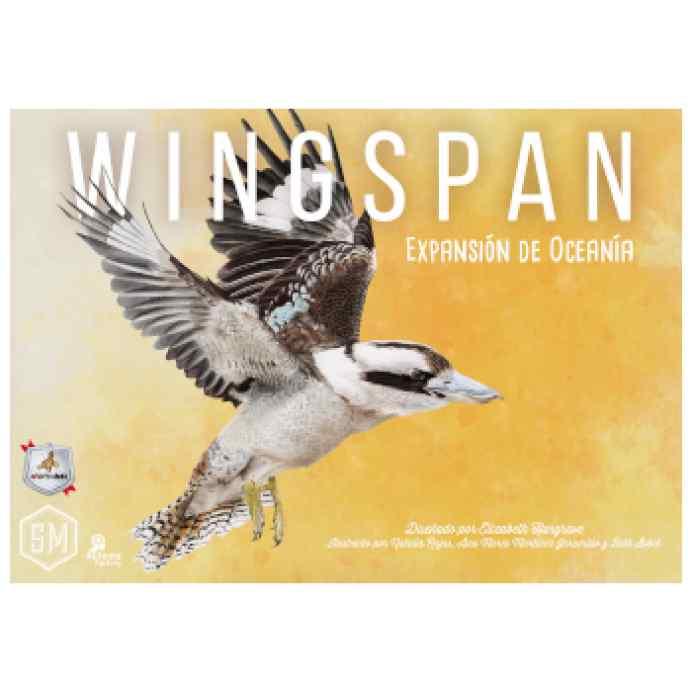 Wingspan: Expansión Oceanía TABLERUM
