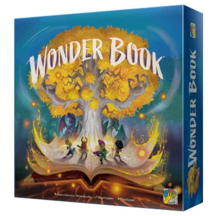 Wonder Book TABLERUM