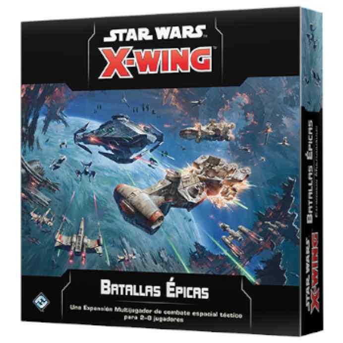 X-Wing (2ª Ed): Batallas Épicas TABLERUM