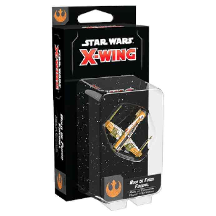 X-Wing (2ª Ed): Bola de Fuego TABLERUM