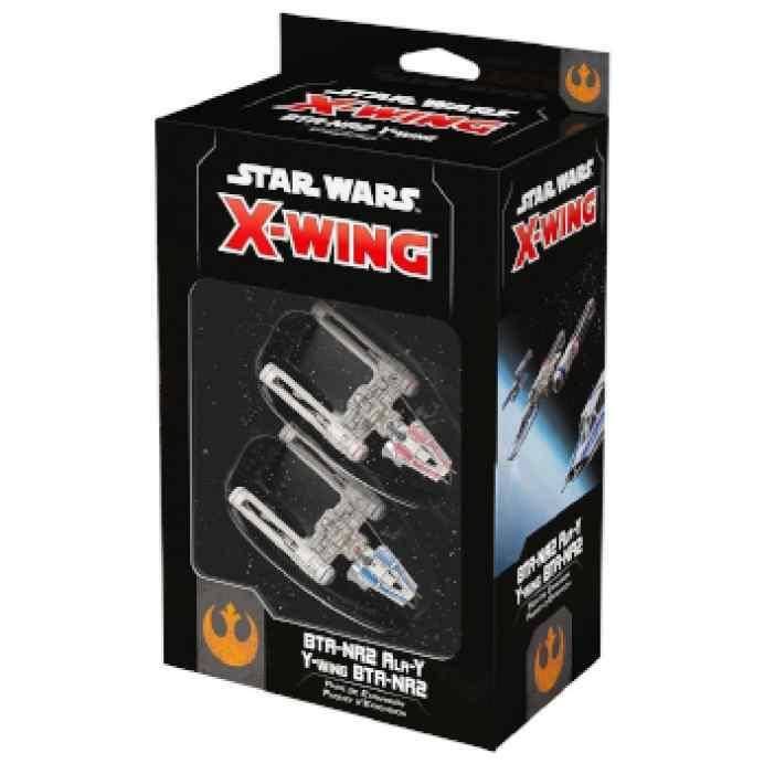 X-Wing (2ª Ed): BTA-NR2 Ala-Y TABLERUM