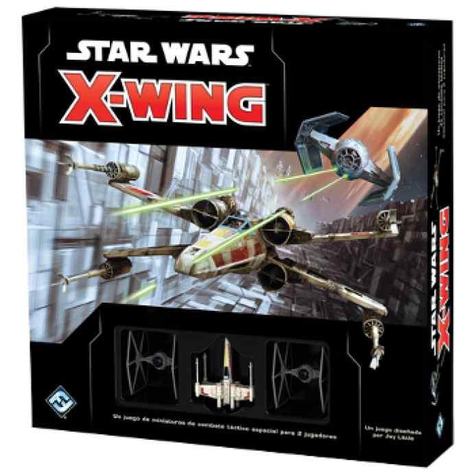 X-Wing (2ª Ed): Core - Caja Básica Segunda Edición TABLERUM