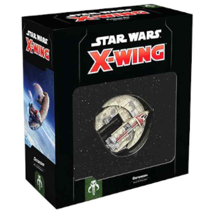 X-Wing (2ª Ed): Castigadora TABLERUM