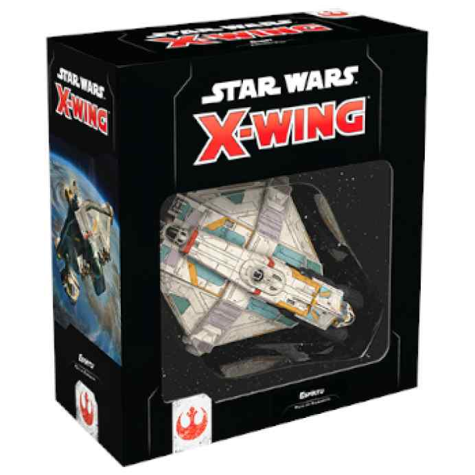 X-Wing (2ª Ed): Espíritu TABLERUM