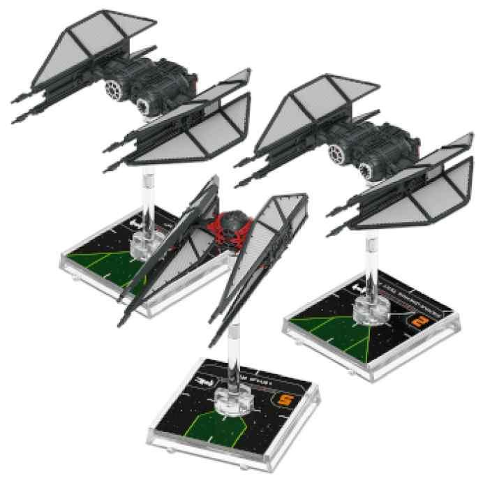 X-Wing (2ª Ed): La furia de la Primera Orden TABLERUM
