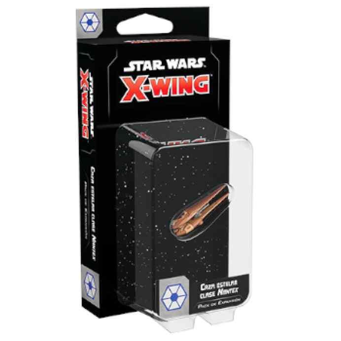 X-Wing (2ª Ed): Caza estelar clase Nantex TABLERUM