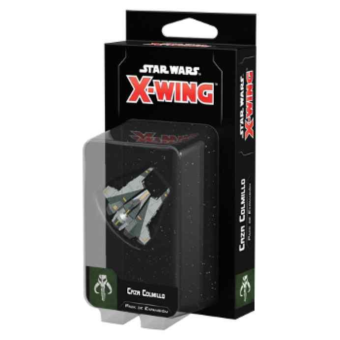 X-Wing (2ª Ed): Oleada 1: Caza Colmillo TABLERUM