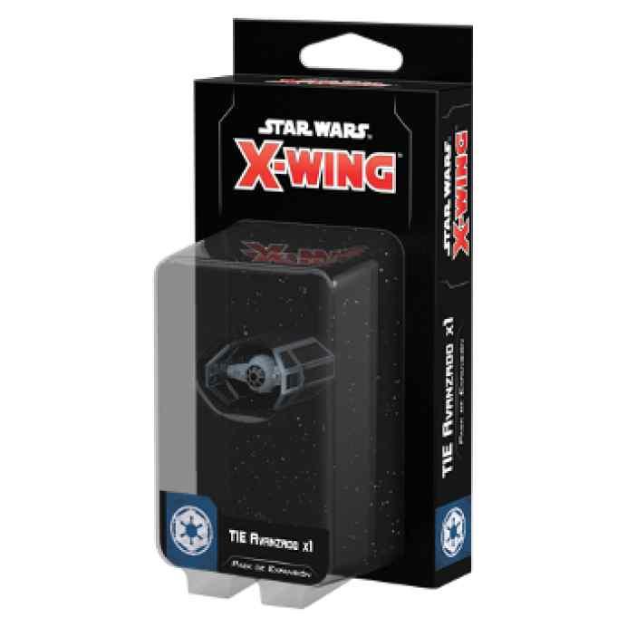 X-Wing (2ª Ed): Oleada 1: TIE Avanzado x1 TABLERUM