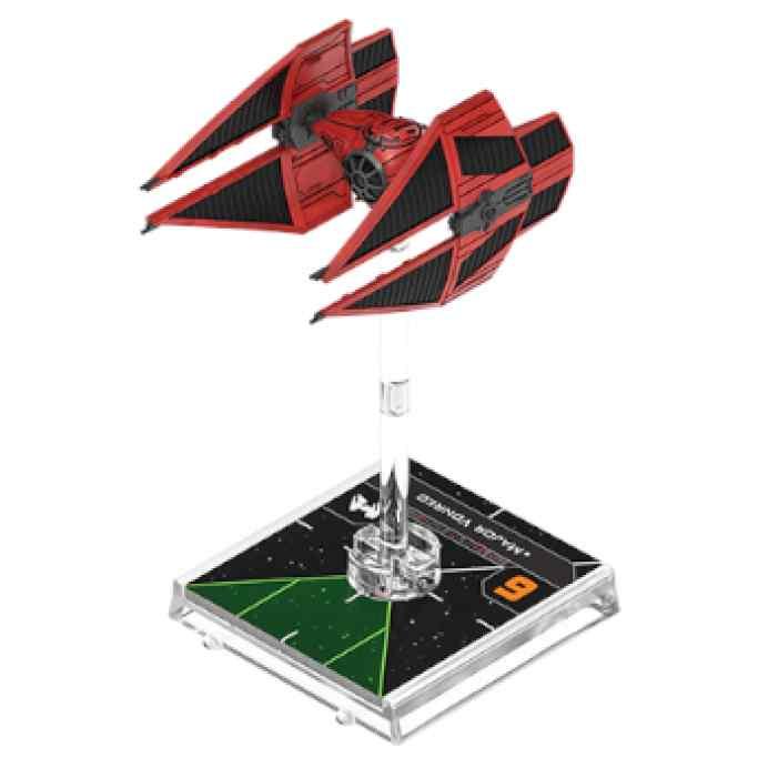 X-Wing (2ª Ed): TIE del Mayor Vonnreg TABLERUM