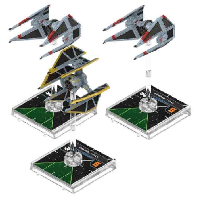 X-Wing (2ª Ed): Academia Skystrike TABLERUM