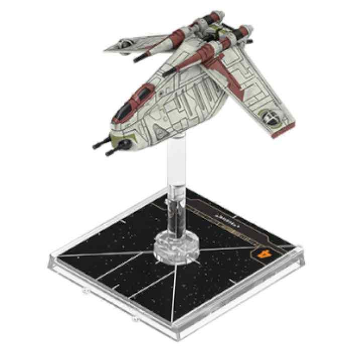 X-Wing (2ª Ed): Cañonera LAAT/i TABLERUM