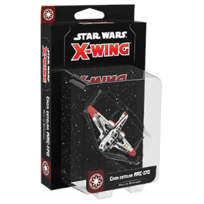 X-Wing (2ª Ed): Caza estelar ARC-170 TABLERUM