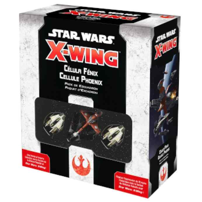 X-Wing (2ª Ed): Célula Fénix TABLERUM