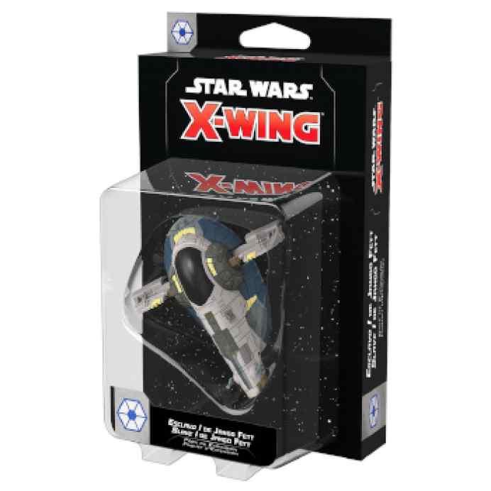 X-Wing (2ª Ed): Esclavo I de Jango Fett TABLERUM