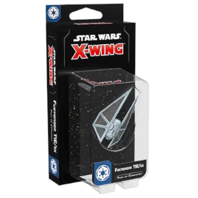 X-Wing (2ª Ed): Fustigador TIE/sk TABLERUM