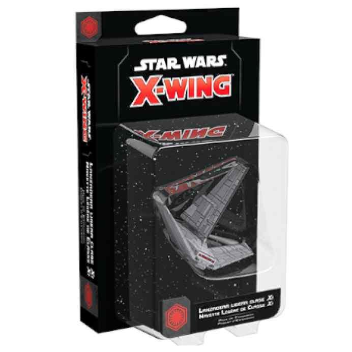 X-Wing (2ª Ed): Lanzadera ligera clase Xi TABLERUM