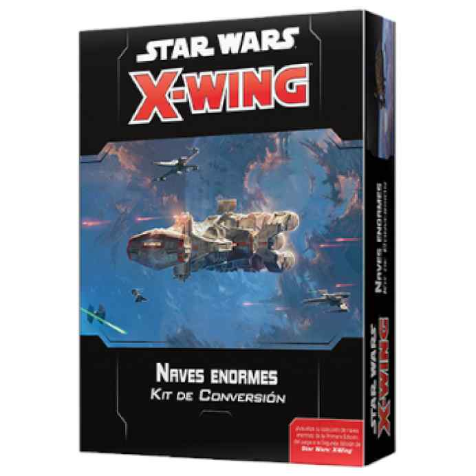 X-Wing (2ª Ed): Naves Enormes - Kit de Conversión TABLERUM