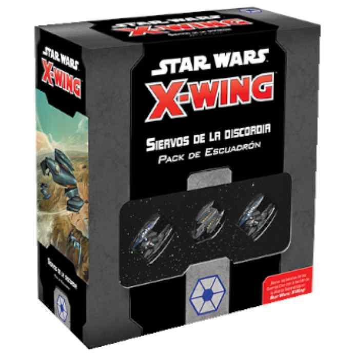 X-Wing (2ª Ed): Siervos de la Discordia TABLERUM