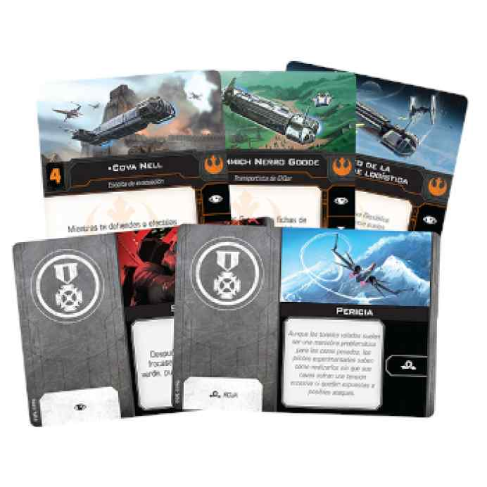 X-Wing (2ª Ed): Transporte de la Resistencia TABLERUM