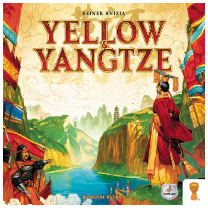 Yellow & Yangtze TABLERUM
