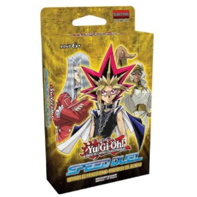 Yu-Gi-Oh!: Baraja de Principiante: Maestros del Destino TABLERUM