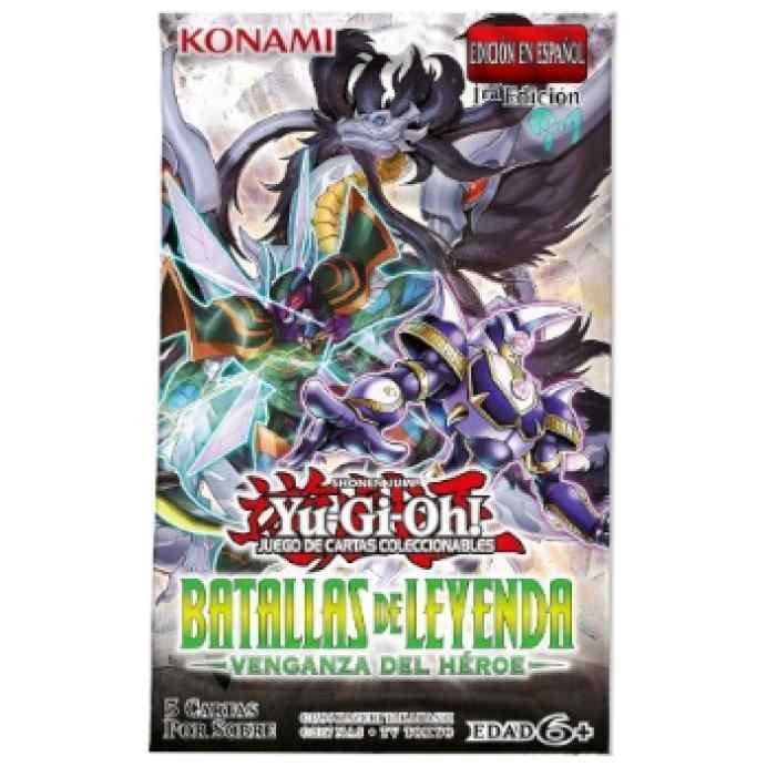 Yu-Gi-Oh! Batallas de Leyenda: Venganza del Héroe TABLERUM