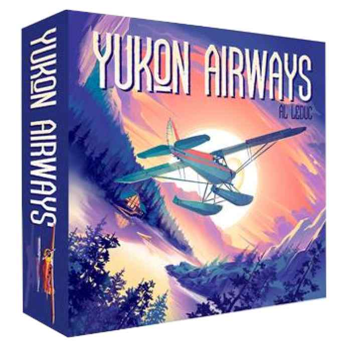 Yukon Airways TABLERUM