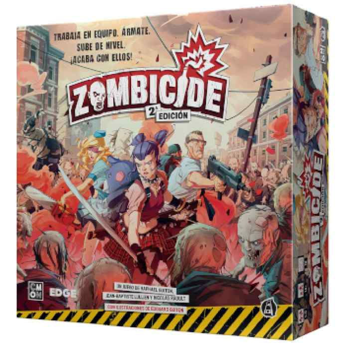 Zombicide 2ªEdición TABLERUM