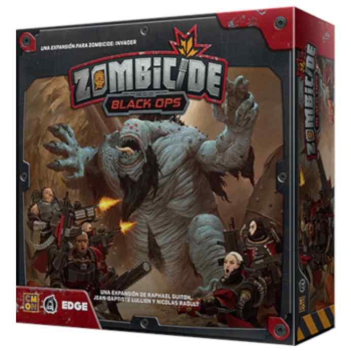 Zombicide: Invader: Black Ops TABLERUM