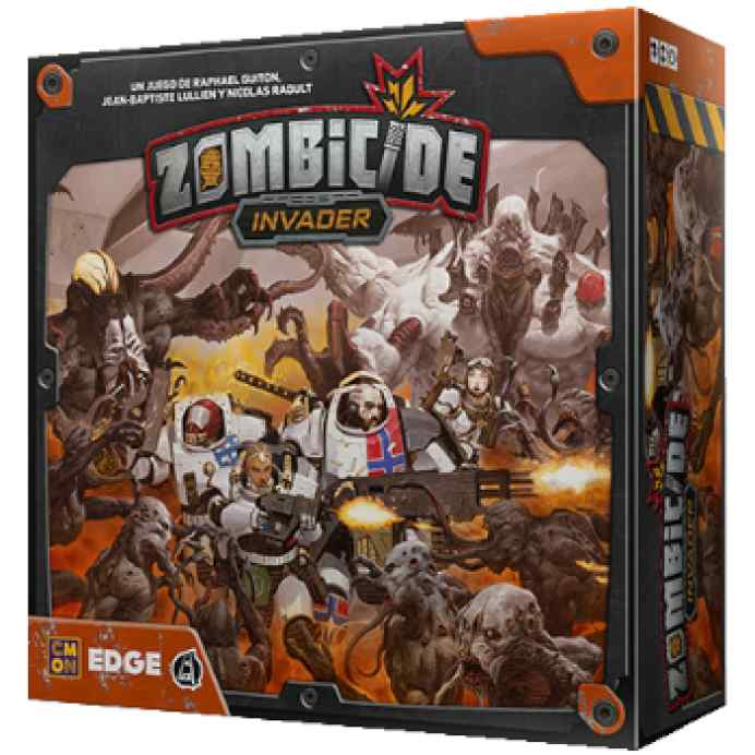 Zombicide: Invader TABLERUM