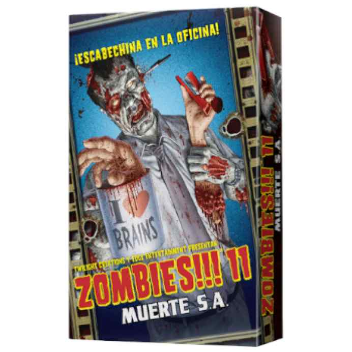 Zombies!!! 11: Muerte S.A.TABLERUM