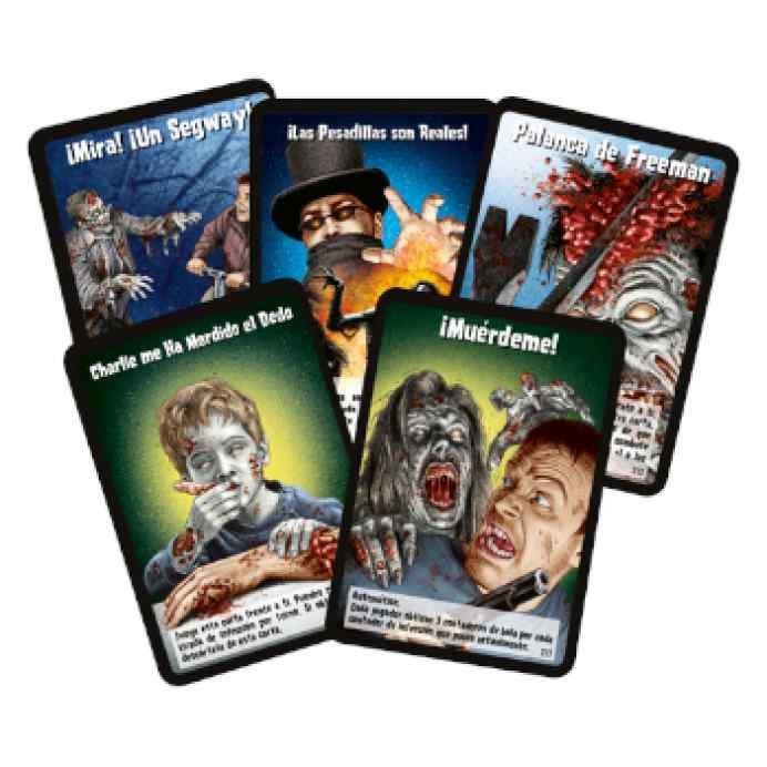 Zombies!!! 13: DEFCON Z TABLERUM