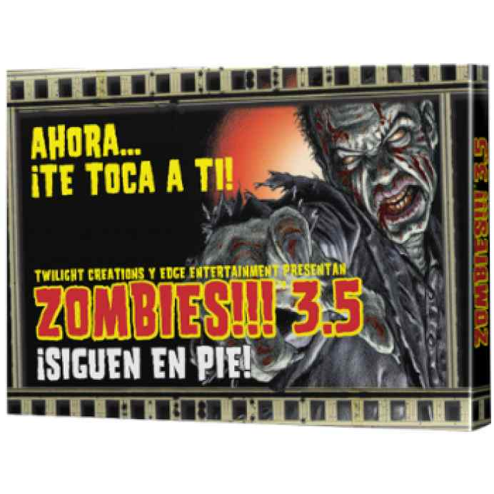 Zombies 3.5: ¡Siguen en pie! TABLERUM
