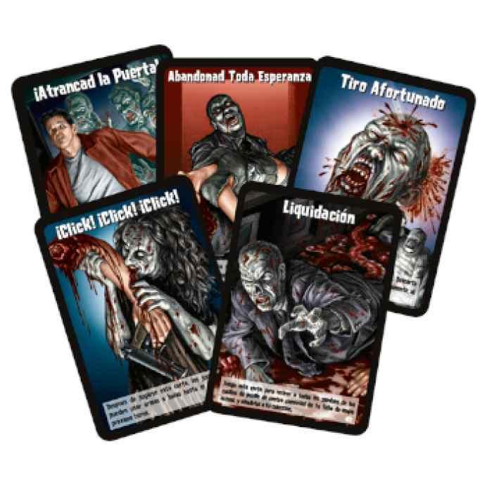 Zombies 3: Compradores Convulsivos TABLERUM